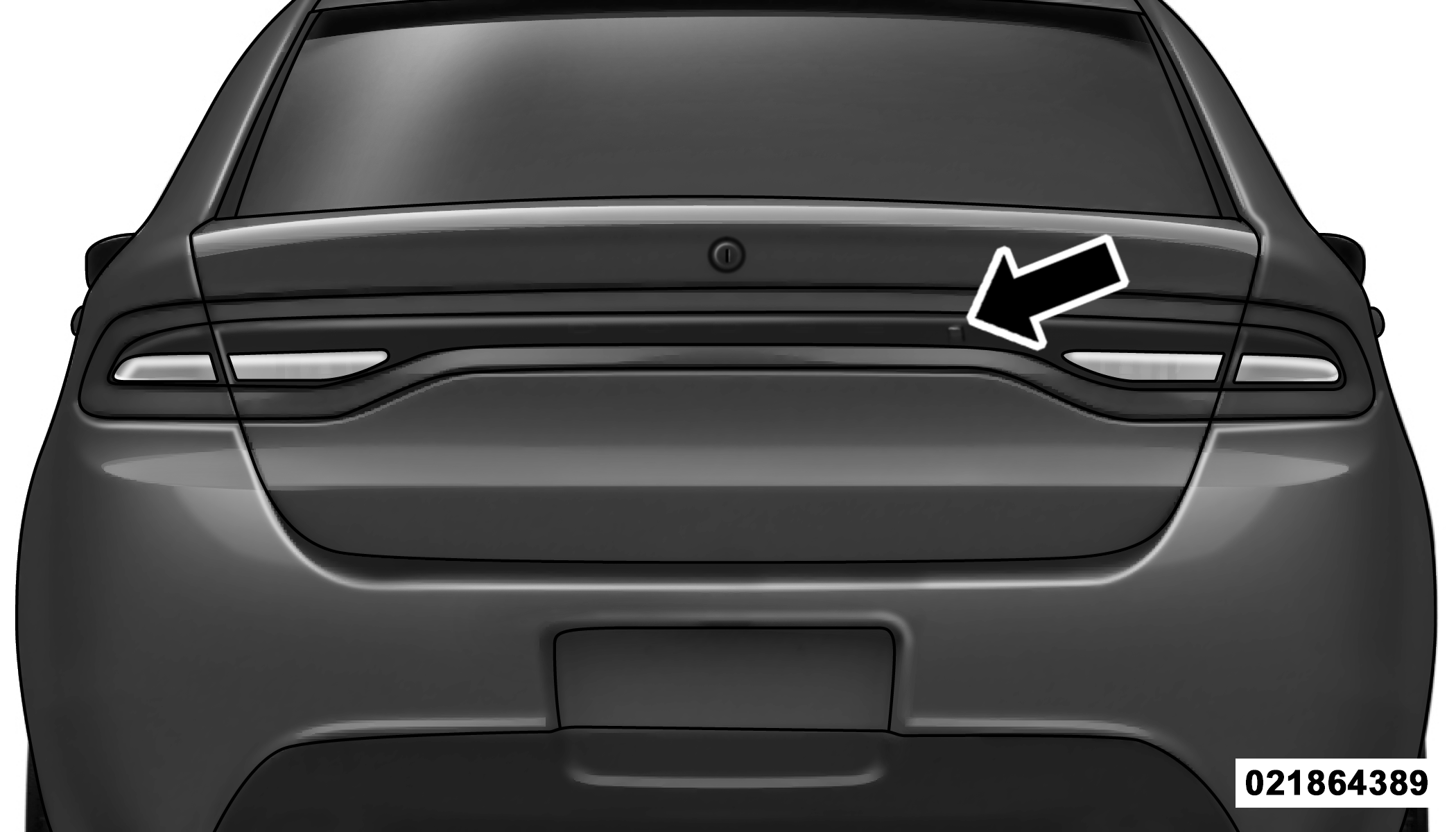 Chrysler 200: Remote Key Unlock, Driver DoorAll Doors FirstPress